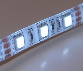 Светодиодная лента SMD 5050: что это и с чем его едят?