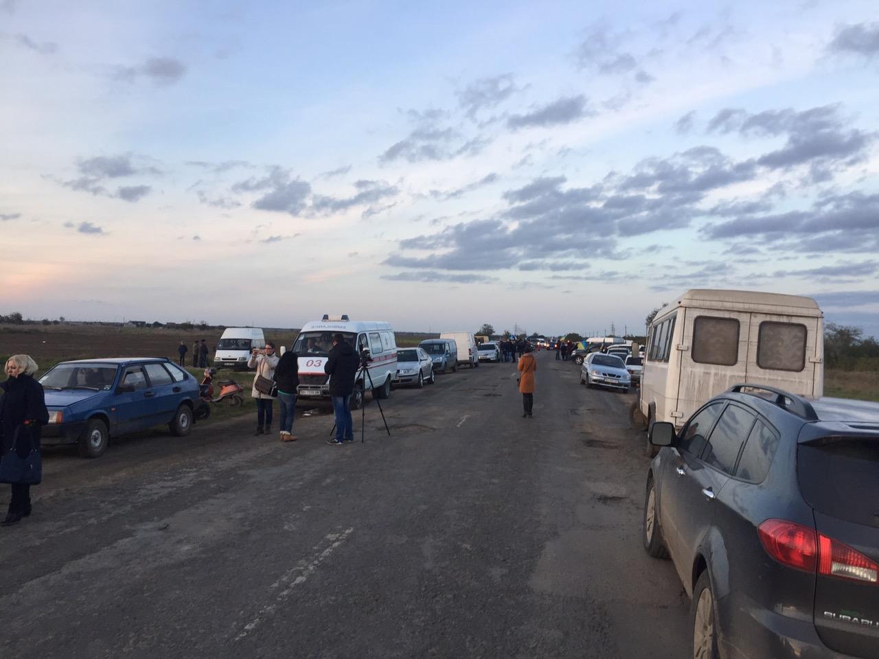 0-02-05-63b97faf7762d1149c287f7925ef0660da1f03eb2d0fb1574399229ced5bfdd1_full Саакашвили пообещал в течении 48 часов разблокировать ремонт дороги Килия-Спасское