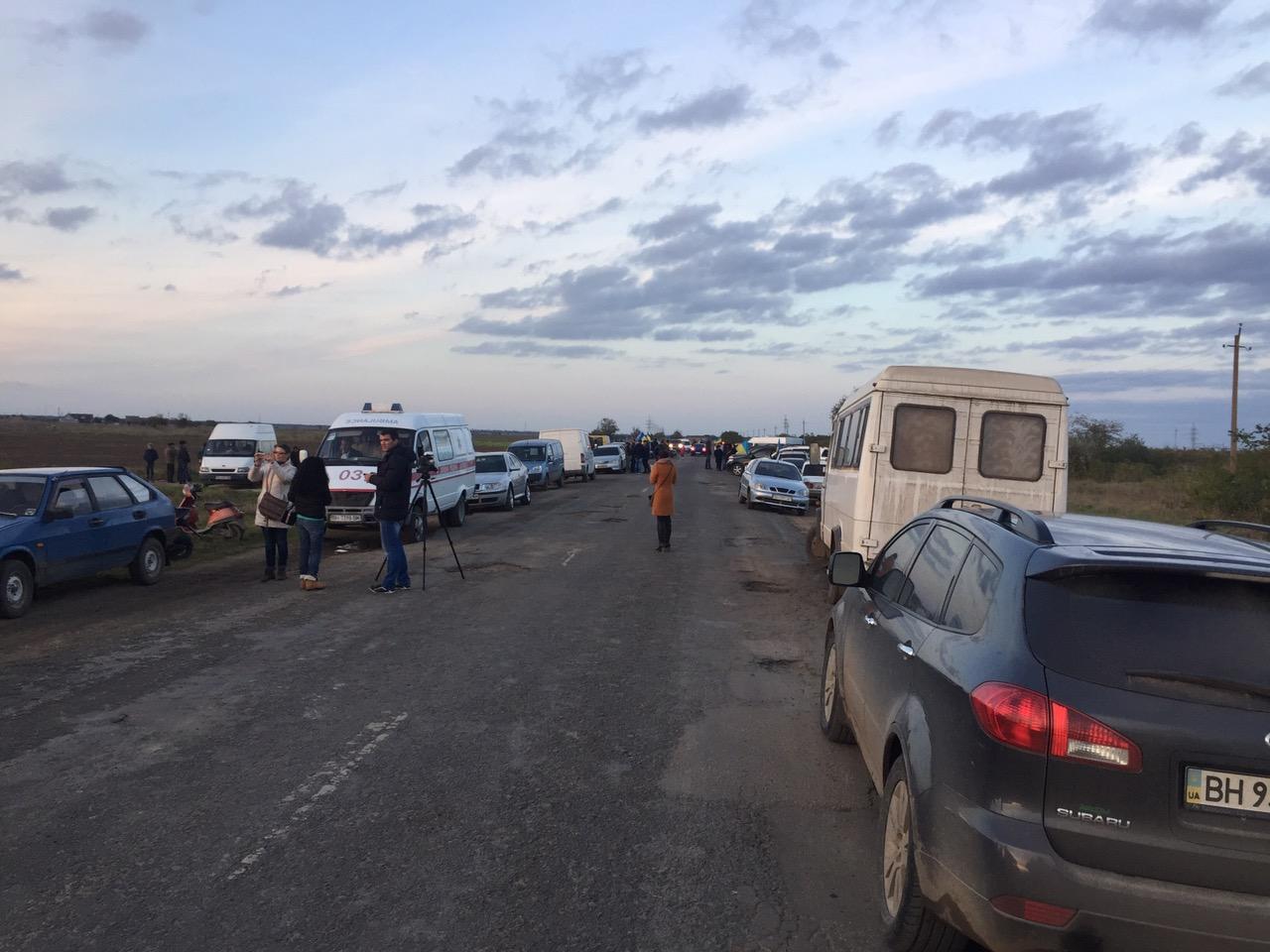 0-02-05-abbfb4bc894df8e3ef94a7a4c6d64281b81b159967a21b463bd7e70eaa4faaed_full Саакашвили пообещал в течении 48 часов разблокировать ремонт дороги Килия-Спасское