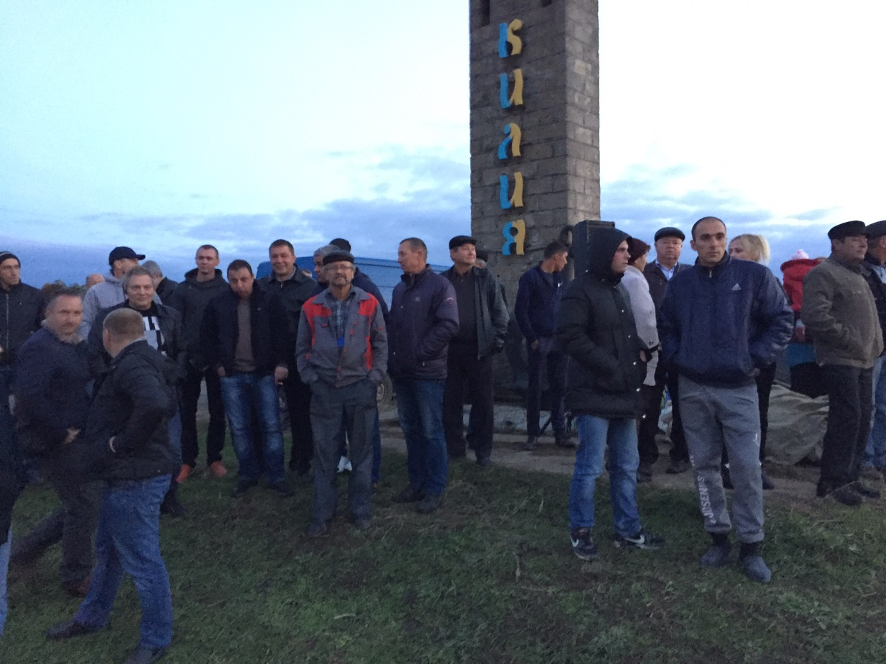 0-02-05-fc9f7e886dfd175621b71c069587739ed328bbd01812cab87fe93a16fe0cc56d_full Саакашвили пообещал в течении 48 часов разблокировать ремонт дороги Килия-Спасское