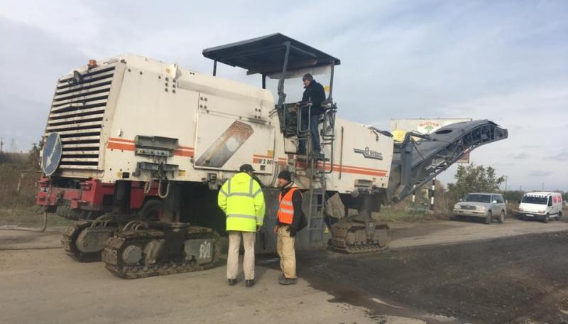 Железная дорога пообещала выделить вагоны для ремонта дороги Килия-Спасское