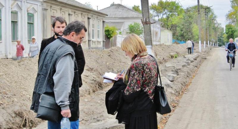 14494641_335196626834131_7824455818661026521_n Килия: во время реконструкции водопровода найдены ценные археологические артефакты (ФОТО)