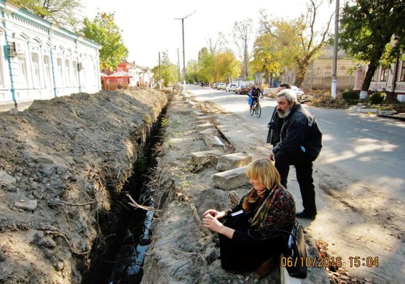 14563562_335195846834209_5861594980477753092_n Килия: во время реконструкции водопровода найдены ценные археологические артефакты (ФОТО)