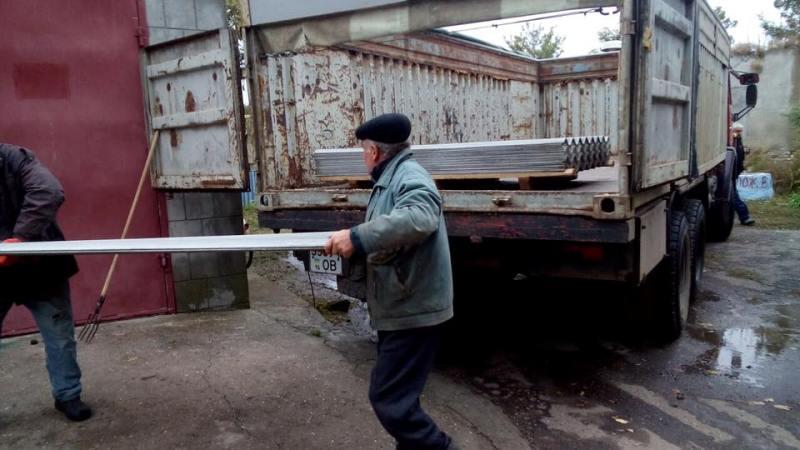 "В Килийском районе непогода обесточила село и ""раздела"" дома и ФАП"