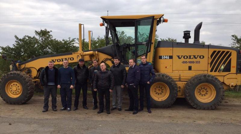 На автодороге Килия-Спасское стартовали ремонтные работы