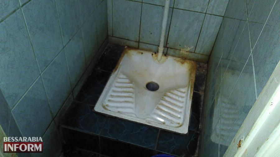 Откровенно о деликатном: в Измаиле существует проблема с общественными туалетами  (ФОТО)