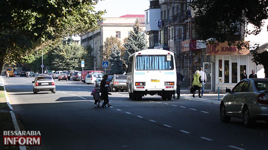 Дороги Измаила заполонили пешеходные хамы (фото)