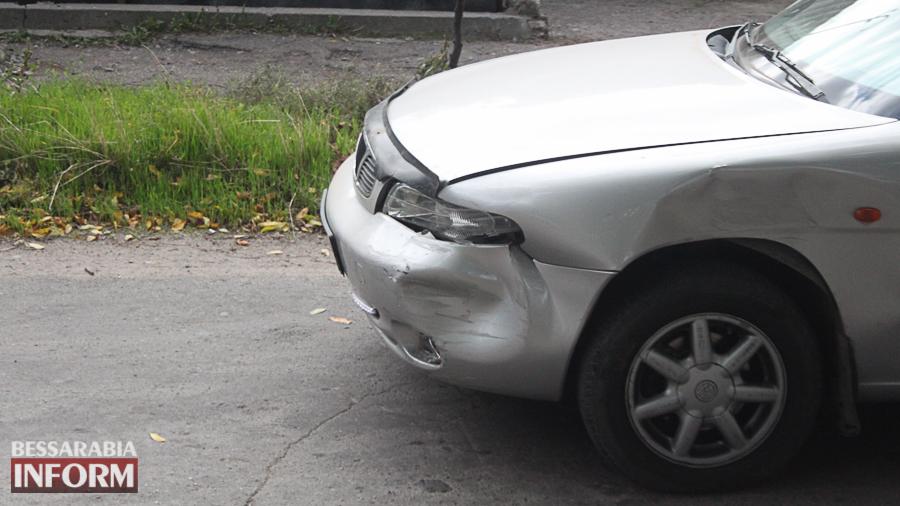 IMG_2895 В Измаиле произошло ДТП с участие трех автомобилей (фото)