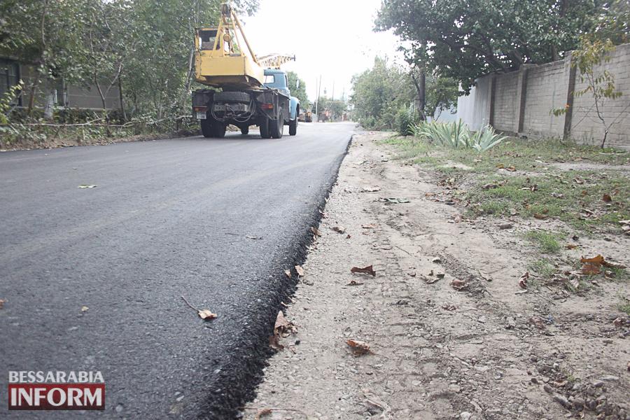 IMG_2915 За последний год в Измаиле отремонтировано 140 тыс. м² дорожного покрытия (ФОТО)