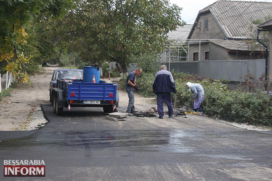 IMG_2922 За последний год в Измаиле отремонтировано 140 тыс. м² дорожного покрытия (ФОТО)