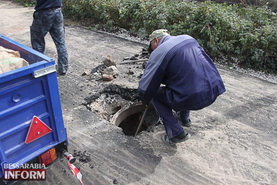IMG_2925 За последний год в Измаиле отремонтировано 140 тыс. м² дорожного покрытия (ФОТО)