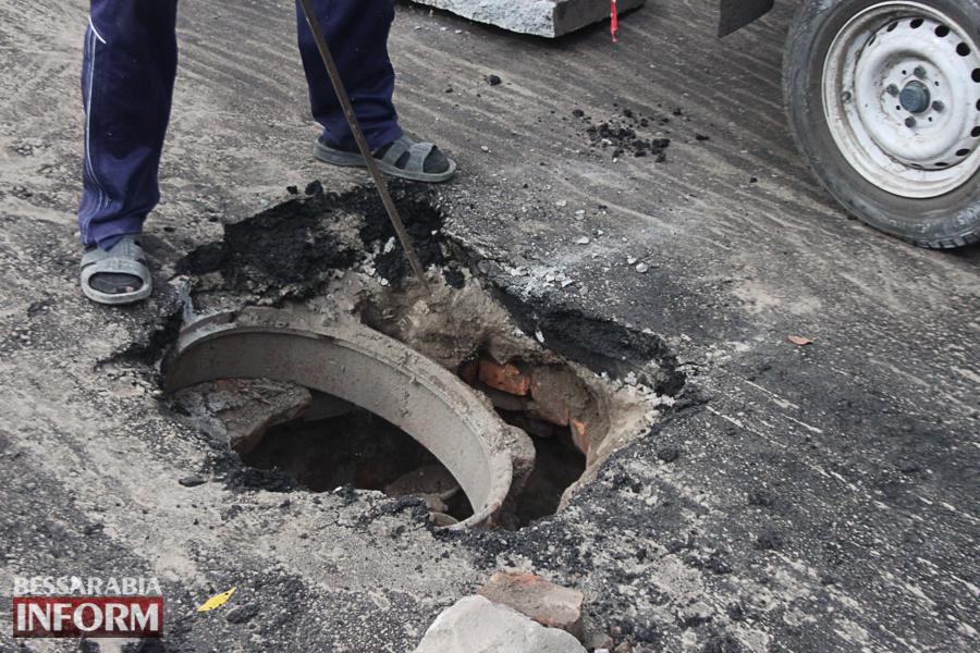 IMG_2926 За последний год в Измаиле отремонтировано 140 тыс. м² дорожного покрытия (ФОТО)