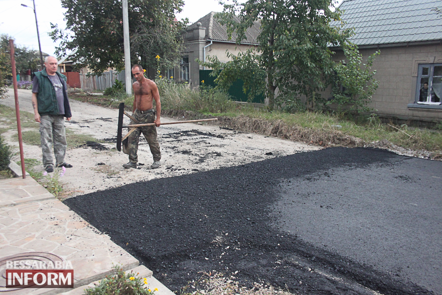 IMG_2929 За последний год в Измаиле отремонтировано 140 тыс. м² дорожного покрытия (ФОТО)