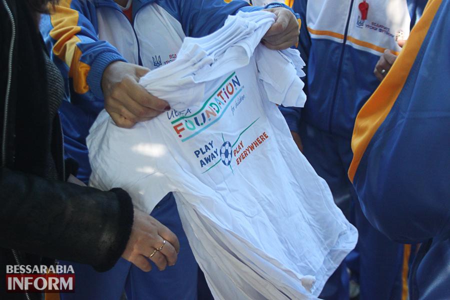 """IMG_3225 В Измаиле для детей проводят """"Открытые уроки футбола"""" (ФОТО)"""