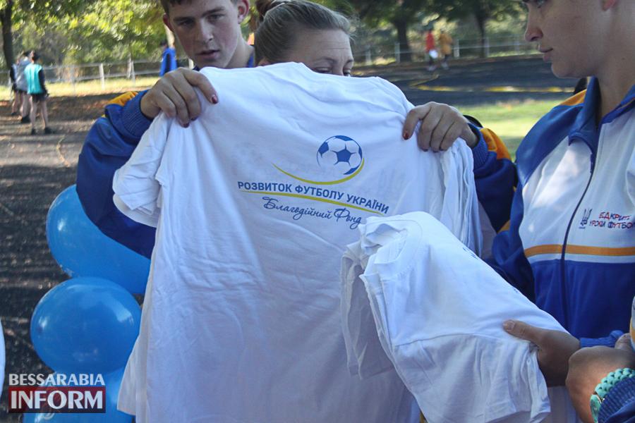 """IMG_3227 В Измаиле для детей проводят """"Открытые уроки футбола"""" (ФОТО)"""