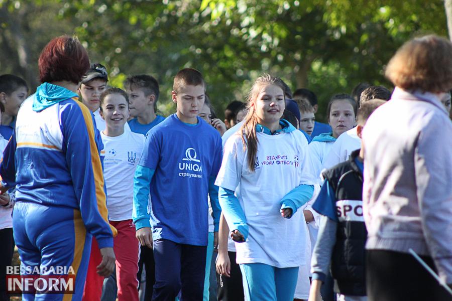 """IMG_3251 В Измаиле для детей проводят """"Открытые уроки футбола"""" (ФОТО)"""