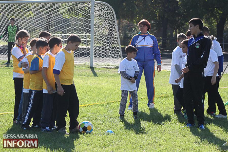 """IMG_3334 В Измаиле для детей проводят """"Открытые уроки футбола"""" (ФОТО)"""