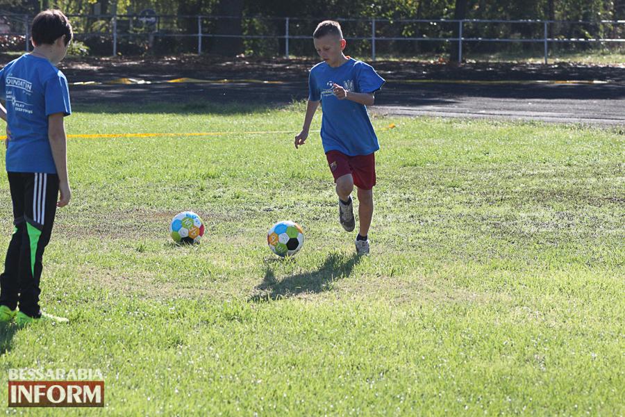 """IMG_3337 В Измаиле для детей проводят """"Открытые уроки футбола"""" (ФОТО)"""