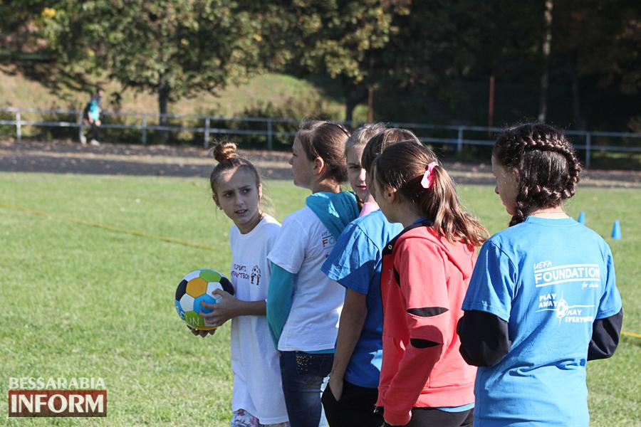 """IMG_3342 В Измаиле для детей проводят """"Открытые уроки футбола"""" (ФОТО)"""