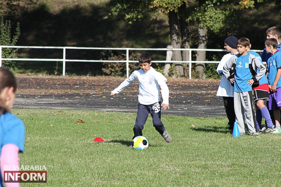 """IMG_3349 В Измаиле для детей проводят """"Открытые уроки футбола"""" (ФОТО)"""