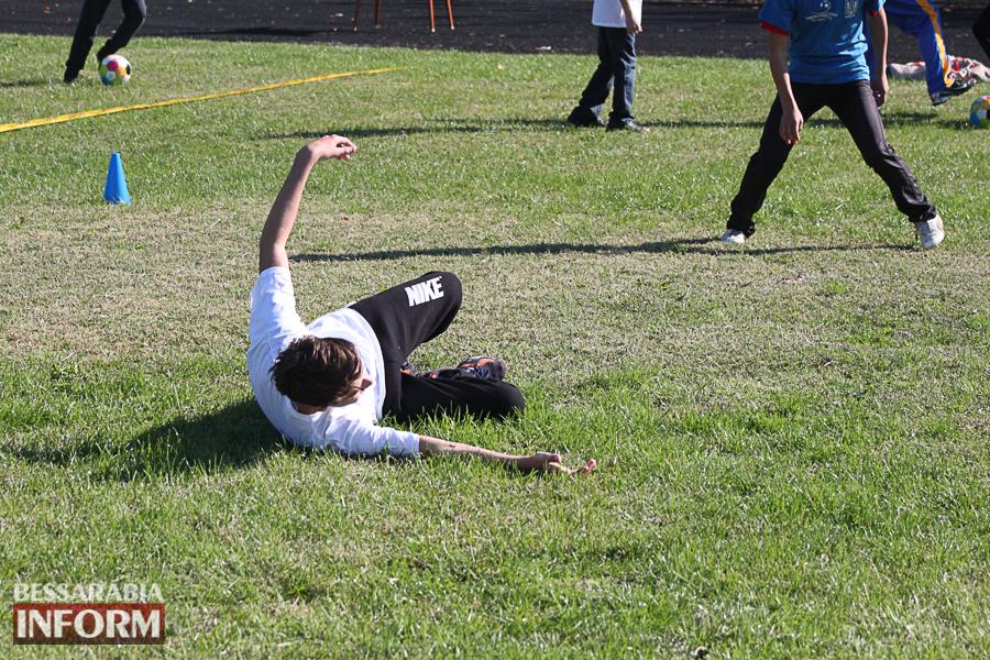 """IMG_3353 В Измаиле для детей проводят """"Открытые уроки футбола"""" (ФОТО)"""