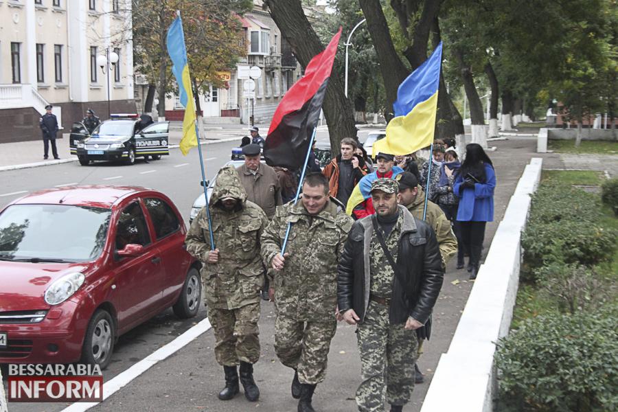 IMG_3937 Праздник защитника в Измаиле: флаги, шествие и возложение цветов (ФОТО)