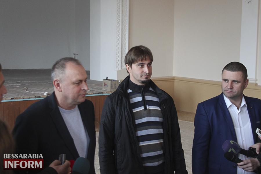 Ренийский р-н: в Орловке для отопления будут использовать местные восстанавливаемые источники энергии