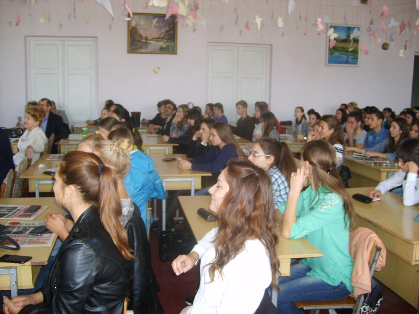 S6005438 В ИГГУ презентовали сборник песен рок-фестиваля «Дунайська Січ»