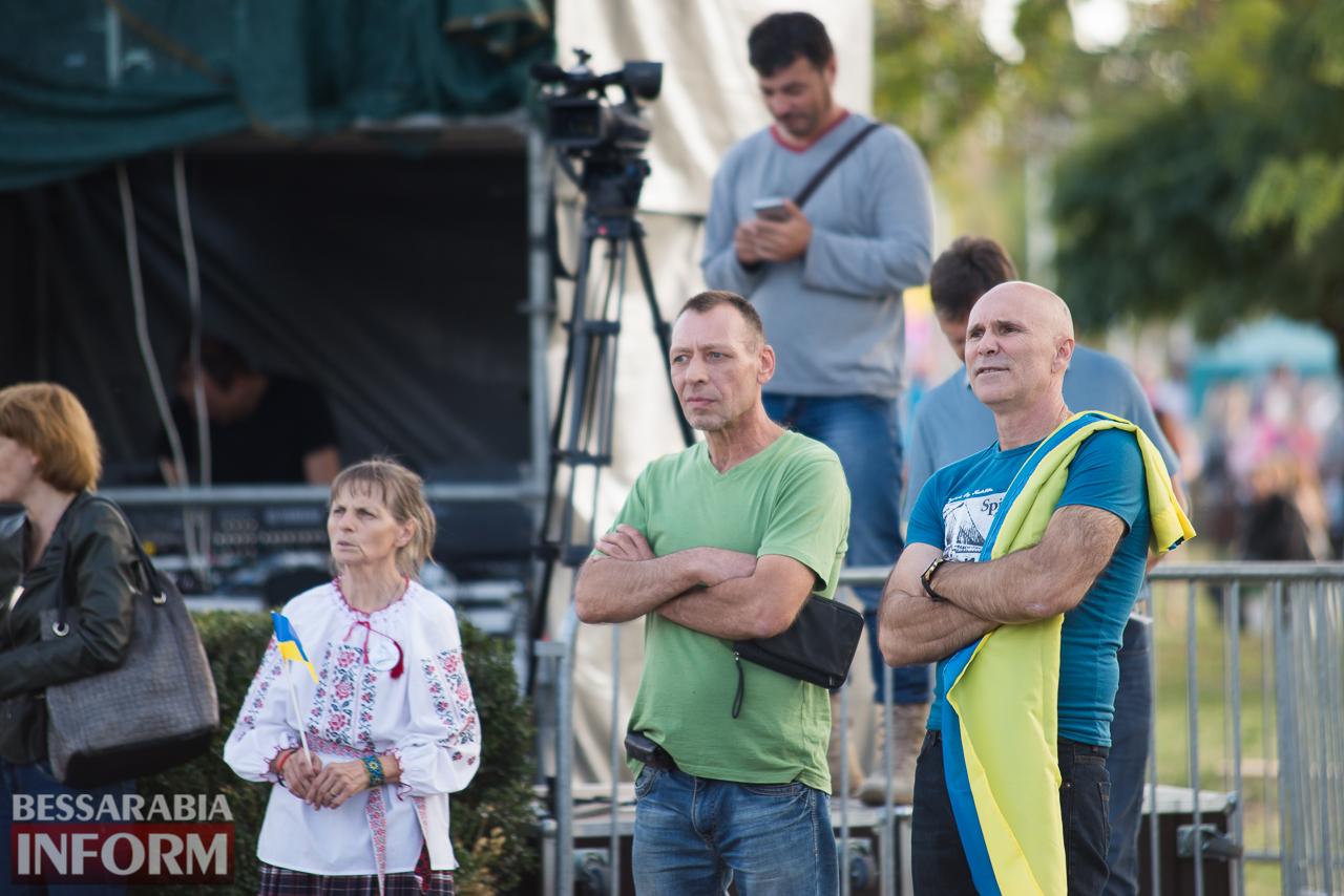 SME_6478 В Измаиле состоялся патриотический рок-фестиваль «Дунайська січ-2016» (фоторепортаж)