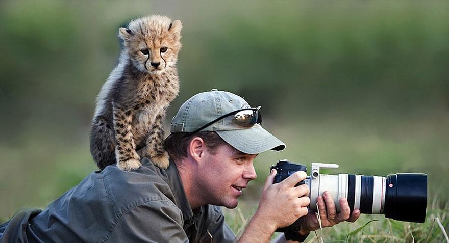 15 доказів того, що фотограф-натураліст – найкраща робота у світі
