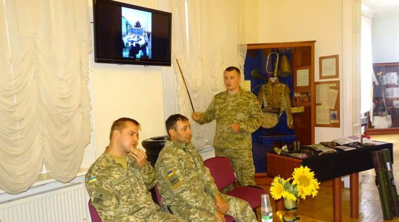 received_533928103461242 Измаильские пограничники провели уроки мужества