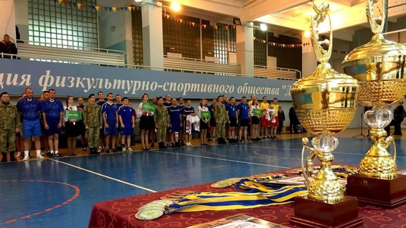 volejbol-pogranichniki Измаильские пограничники приняли участие в ежегодном чемпионате по волейболу