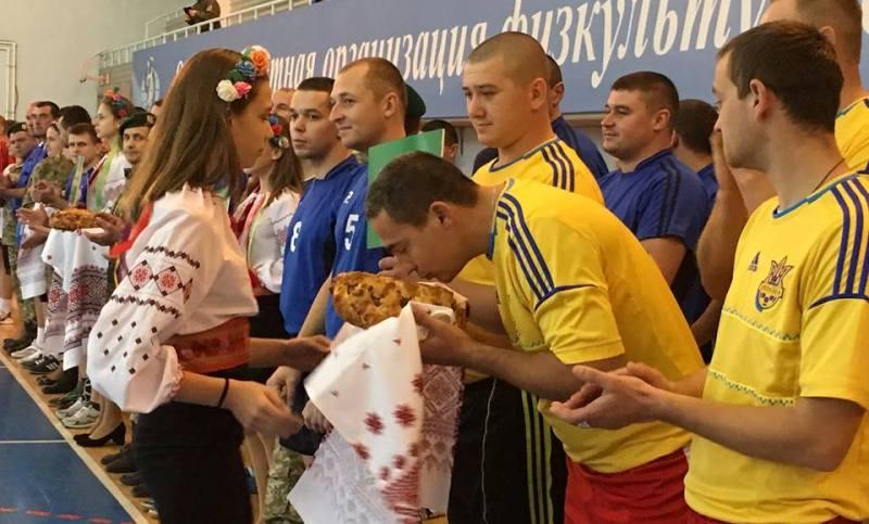 Измаильские пограничники приняли участие в ежегодном чемпионате по волейболу