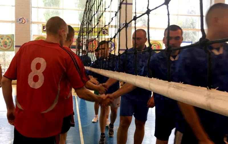 volejbol-pogranichniki4 Измаильские пограничники приняли участие в ежегодном чемпионате по волейболу