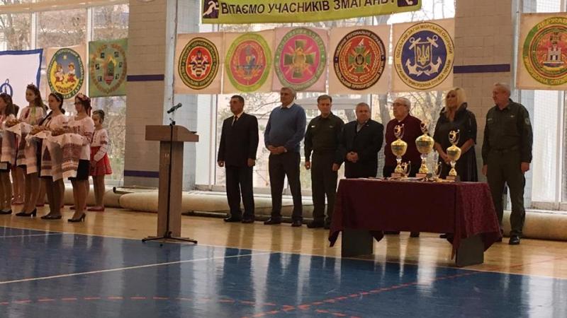 volejbol-pogranichniki5 Измаильские пограничники приняли участие в ежегодном чемпионате по волейболу