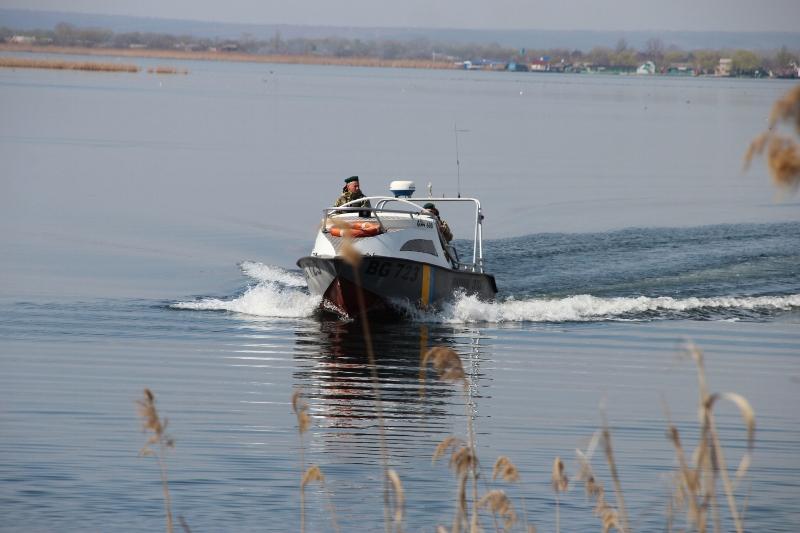 Измаильские пограничники участвуют в спецоперации по усилению охраны границы с Приднестровьем (ФОТО)