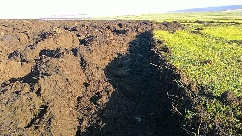 Ночная погоня в Тарутинской степи: экологи борются с военными аграриями (ФОТО)