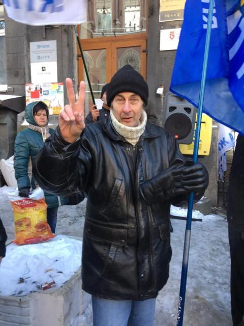 """14963171_1308150695903983_7943059849128743556_n Журналисты: происходящее в Киеве пока не сильно напоминает начало нового """"Майдана"""""""