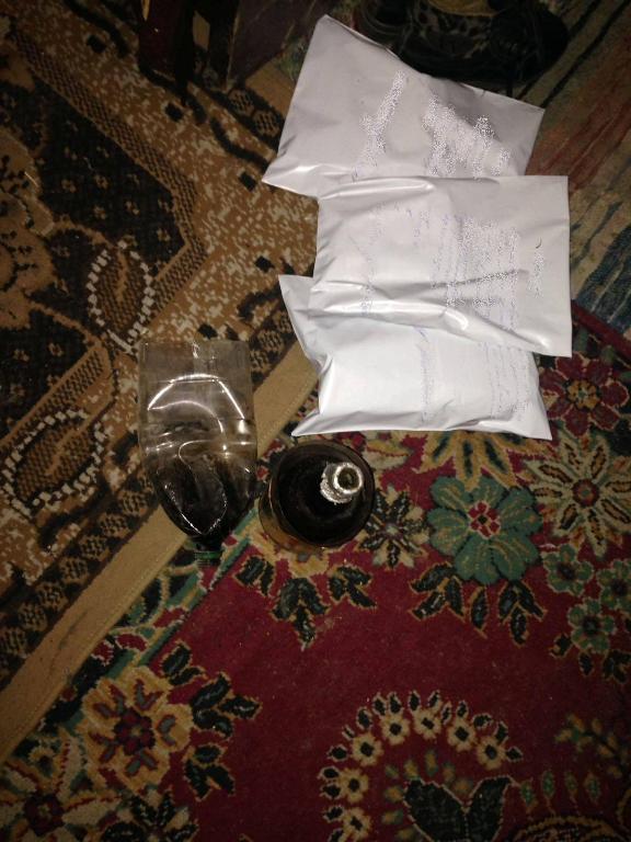 В Белгород-Днестровском р-не на чердаке у местного жителя обнаружили 25 кг наркотиков (ФОТО)