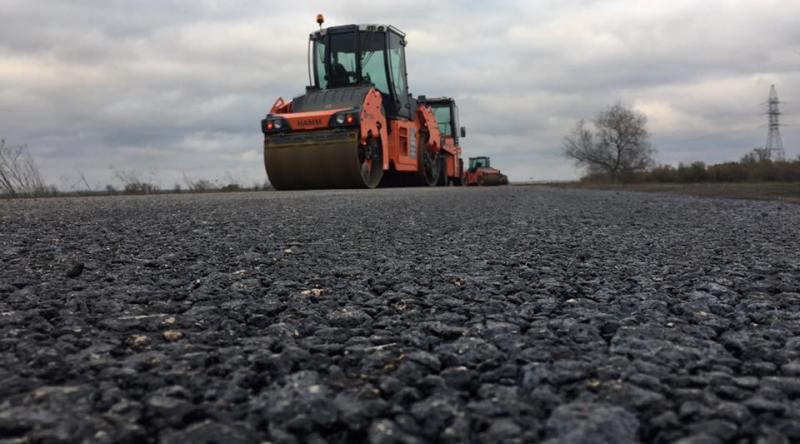 Несмотря ни на что, подрядчик продолжает ремонт дороги Килия-Спасское (фото)