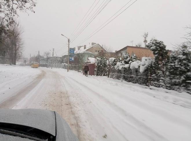 24218481 Захурделило: в Украину пришла зима