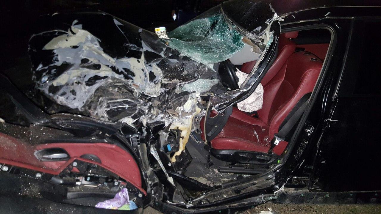2cQDOsnlJDM В Белгород-Днестровском районе в ДТП с участием маршрутки пострадало семь человек (фото)