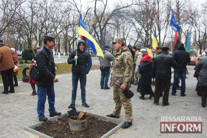 Измаил: Евромайдан - три года спустя... (ФОТО)