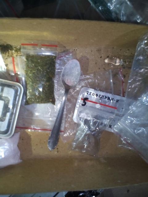 У молодого измаильчанина нашли более 4 кг наркотиков
