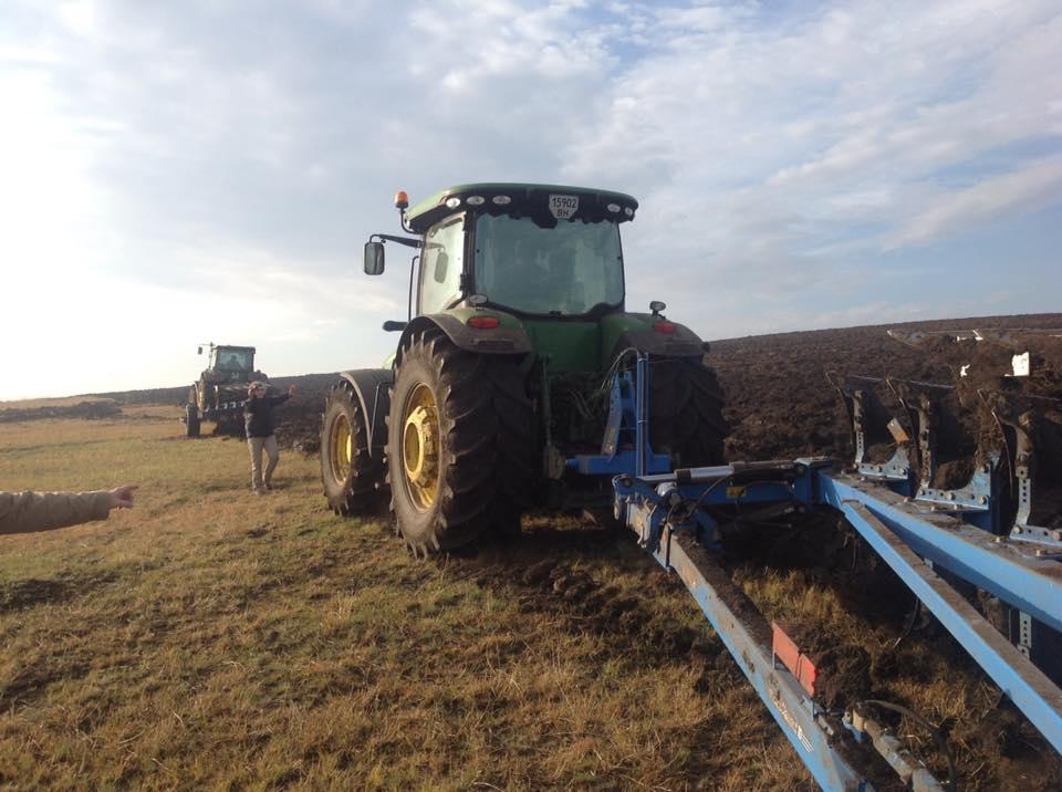 Убытки из-за уничтожения заказника «Тарутинская степь» уже превысили 60 млн. гривен - экологи