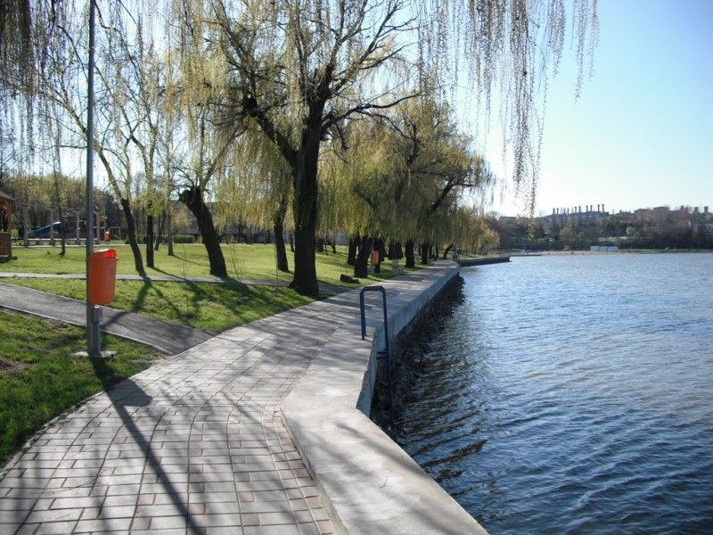 54109351 Забегая наперед: тулчинский прототип измаильского Лебяжьего озера (фото, видео)