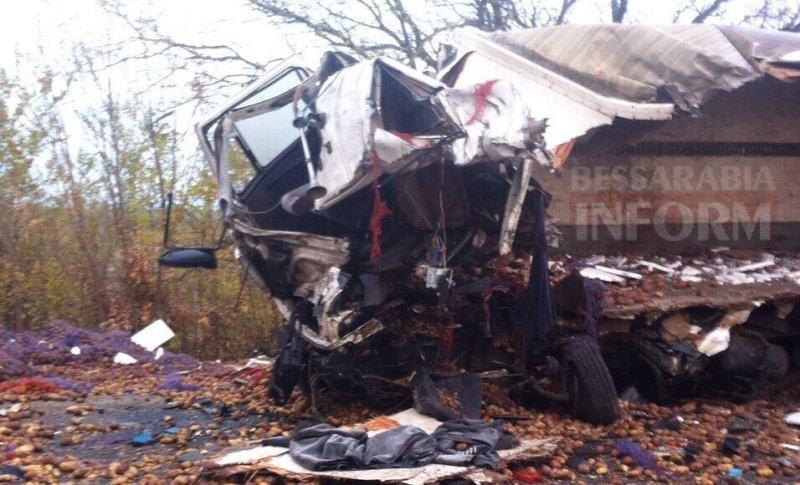 58184ae807aa2_263457 На трассе Одесса-Рени произошло смертельное ДТП с участием двух грузовиков (фото)