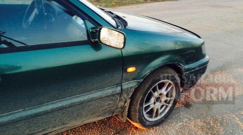 В Рени автомобиль въехал в компанию людей. Есть жертвы (фото)