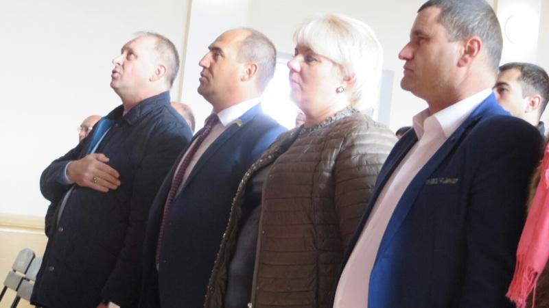 876543 Зампредседателя Одесского облсовета Юрий Димчогло отчитался перед своими избирателями в Ренийском районе