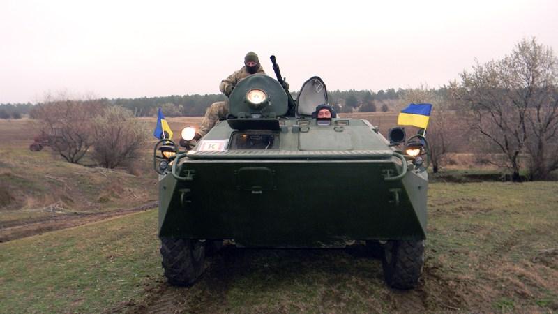 DSCN4181 В Ренийском районе прошли учения пограничной комендатуры быстрого реагирования Измаильского отряда (фото)